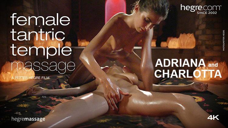 Film érotique avec Adriana Hegre Art