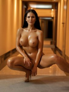 Kenda Photodromm belle femme à gros seins