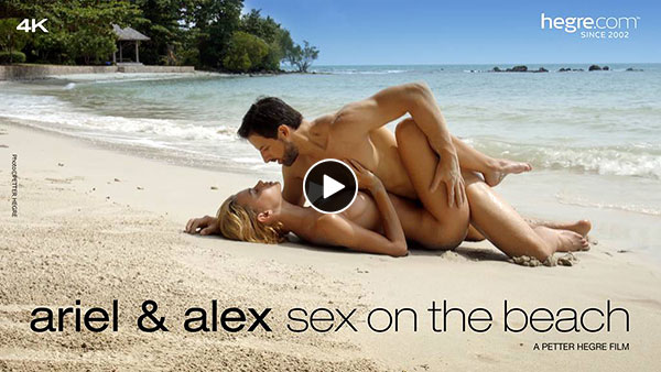 Sex On The Beach par Petter Hegre