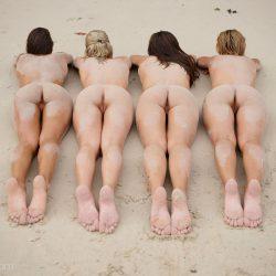 4 coquines par Petter Hegre