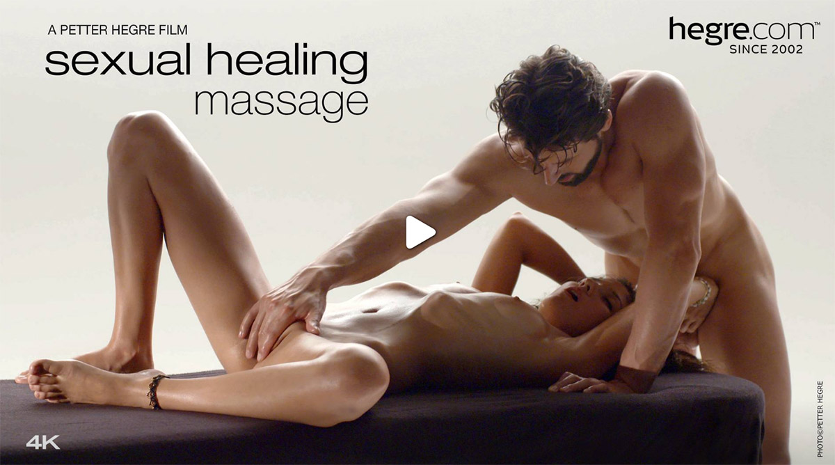 orgasmes puissants massage Hegre